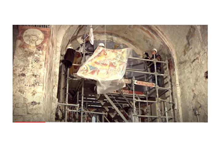 Restauració Sant Climent de Taüll – Romànic obert
