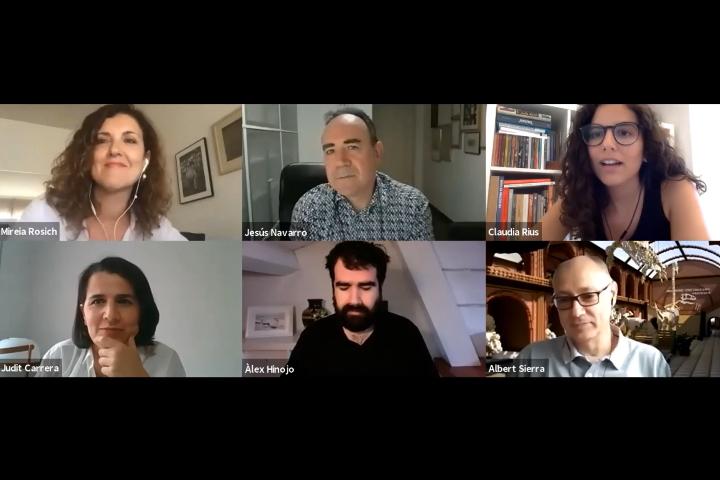 Debat: El museu virtual, el nou paradigma: de l'objectiu a la realitat