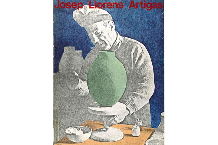Josep Llorens Artigas: Museo Español de Arte Contemporáneo: febrero, 1982