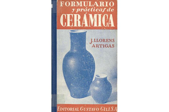 Formulario y prácticas de cerámica