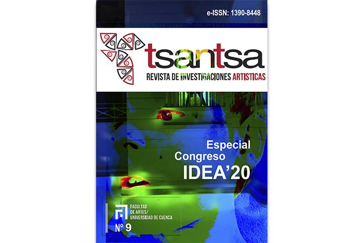 Tsantsa: Revista de investigaciones artísticas