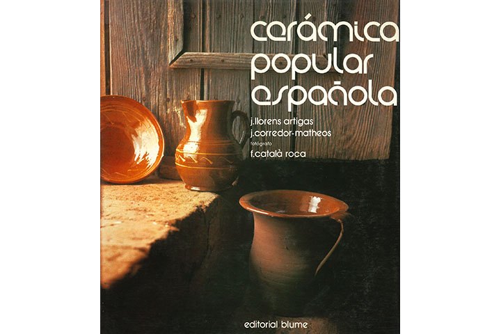 Cerámica popular española actual