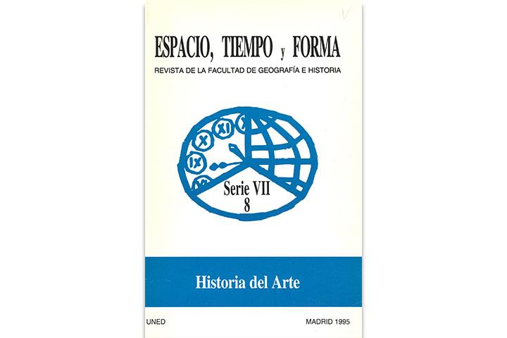 Espacio, tiempo y forma. Serie VII, Historia del arte
