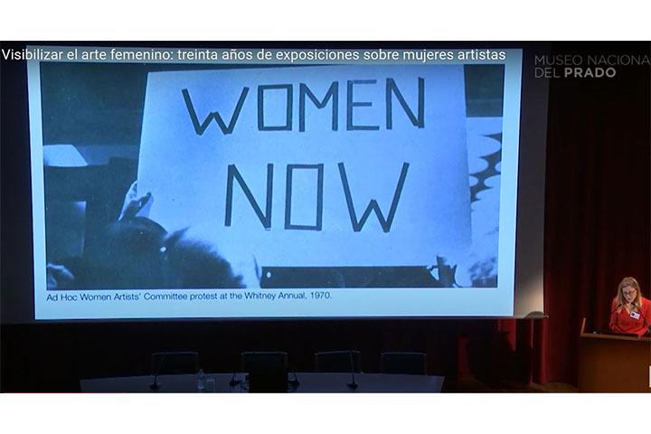 Visibilizar el arte femenino: treinta años de exposiciones sobre mujeres artistas