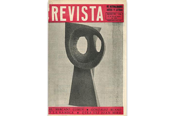 Revista de actualidades, arte y letras