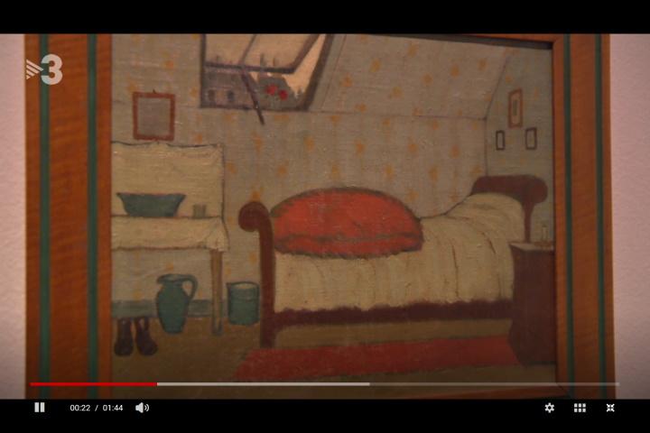 El MNAC dedica la primera antològica al pintor desconegut Pere Torné Esquius