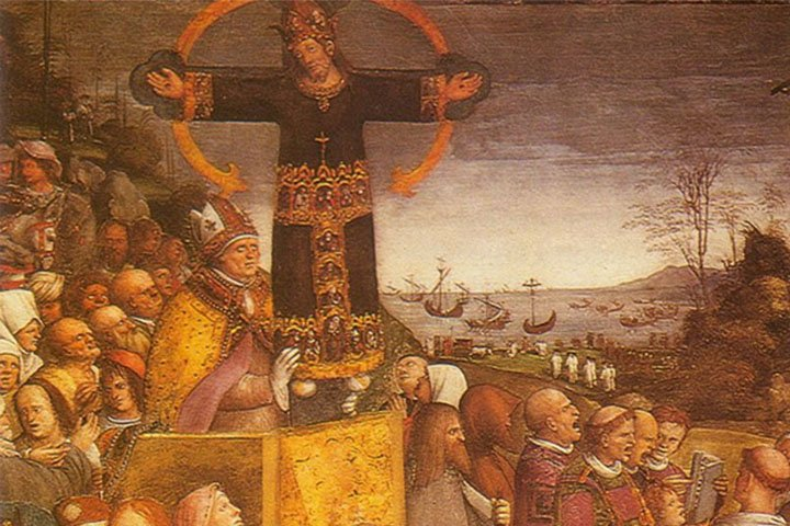 Trasllat Volto Santo de Lucca