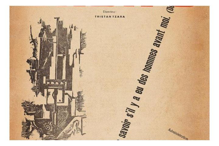 Manifest dada de Tristan Tzara