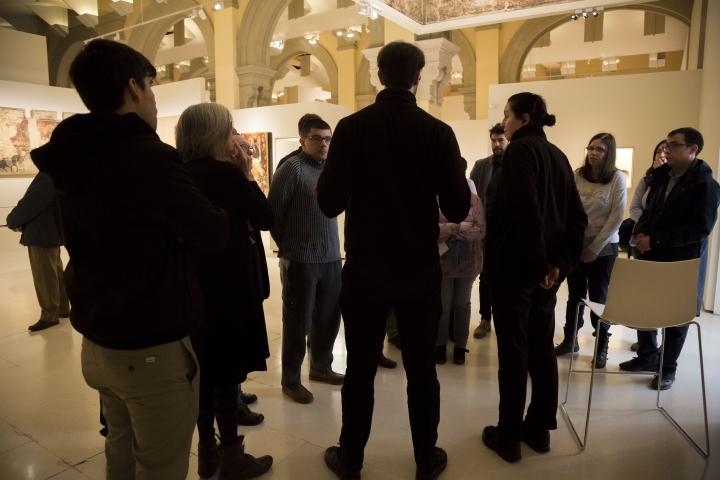 Visita Fundació catalana Síndrome Dawn