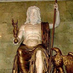 Representació Zeus