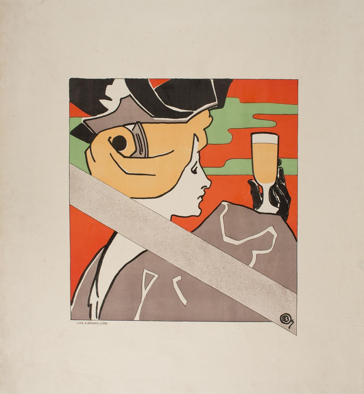 Émile Berchmans - [Bock de Koekelberg] - 1896
