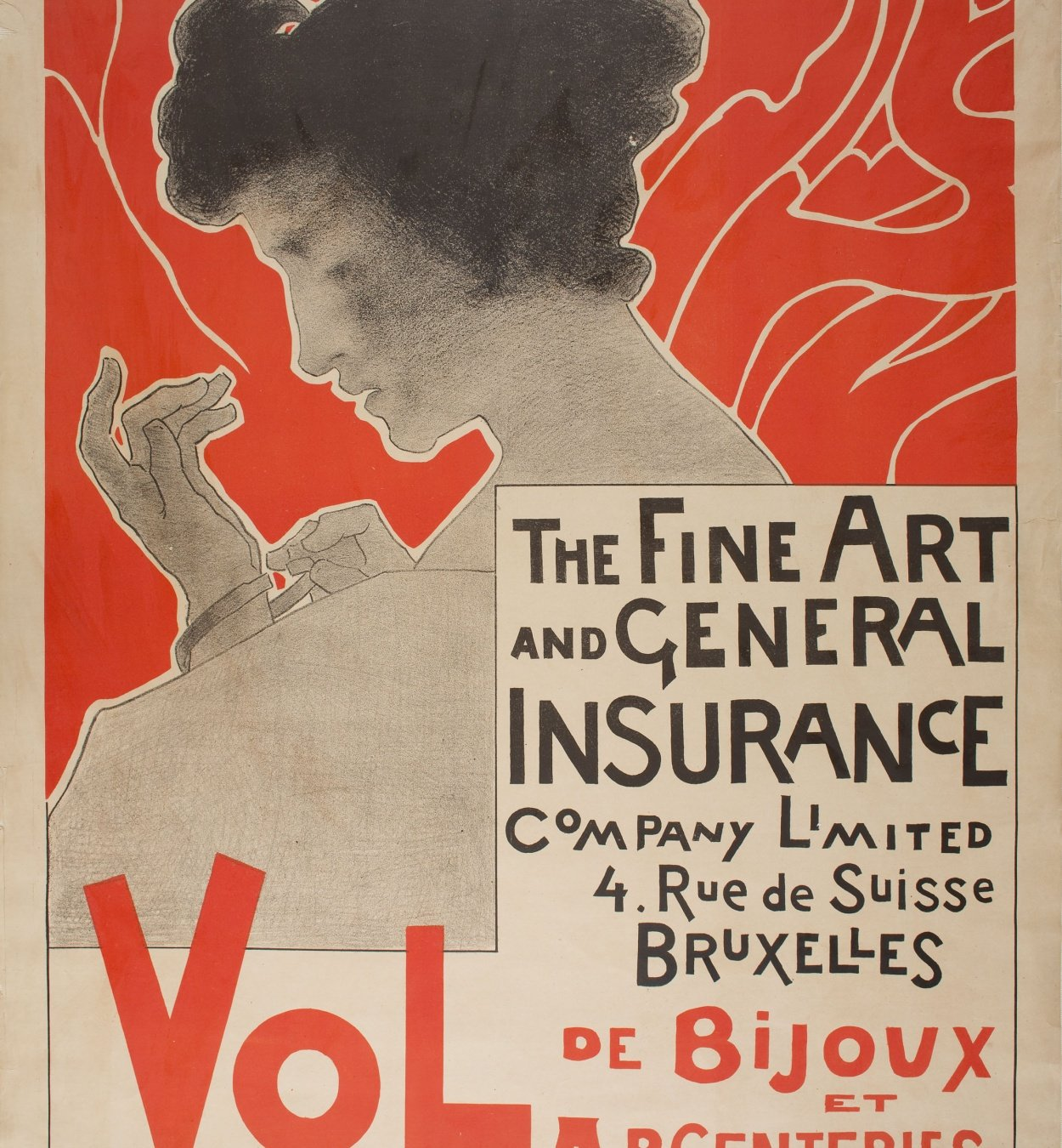 Émile Berchmans - The Fine Art and General Insurance Company Limited - 1895