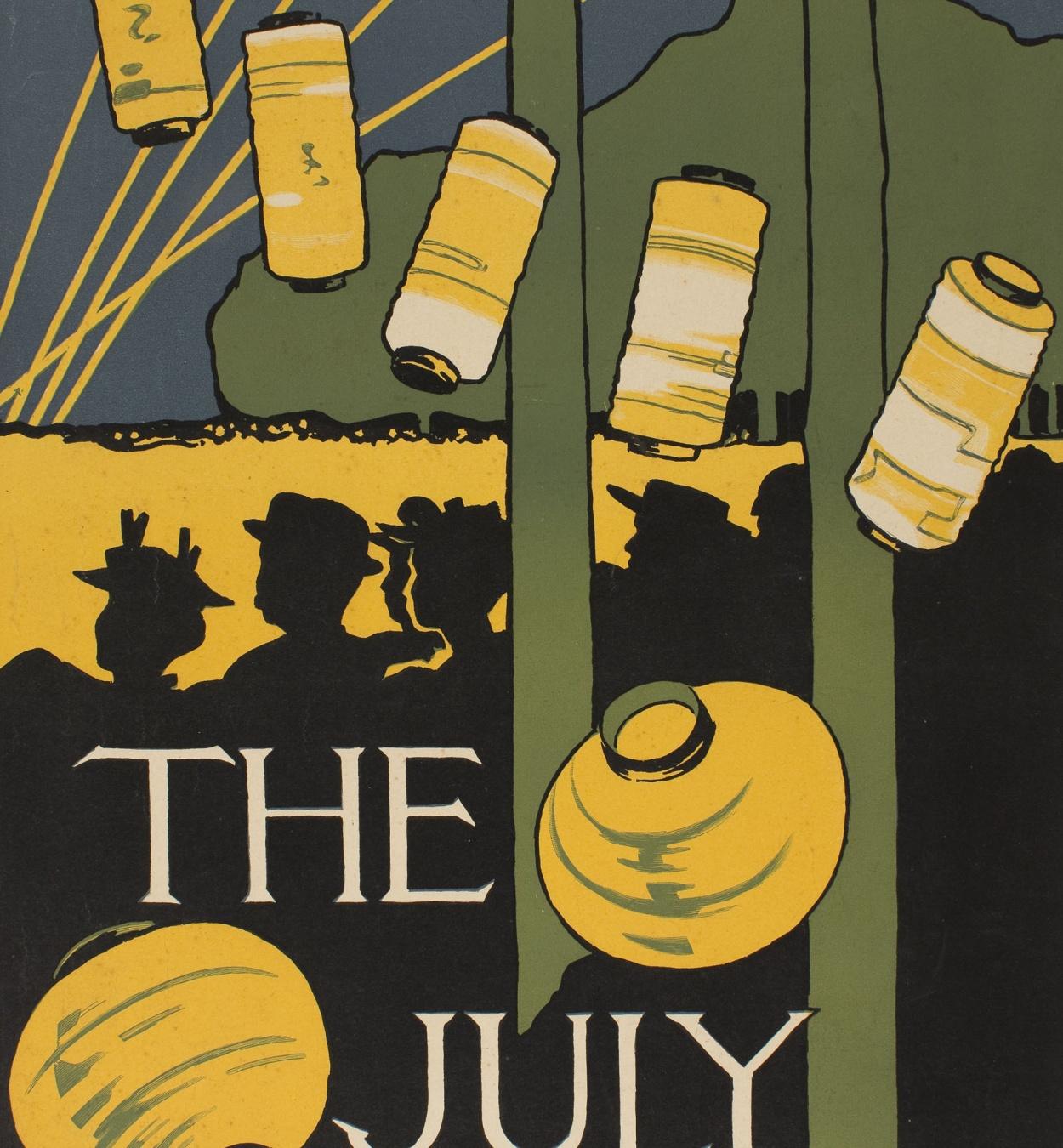 Charles Herbert Woodbury - The July Century - 1895