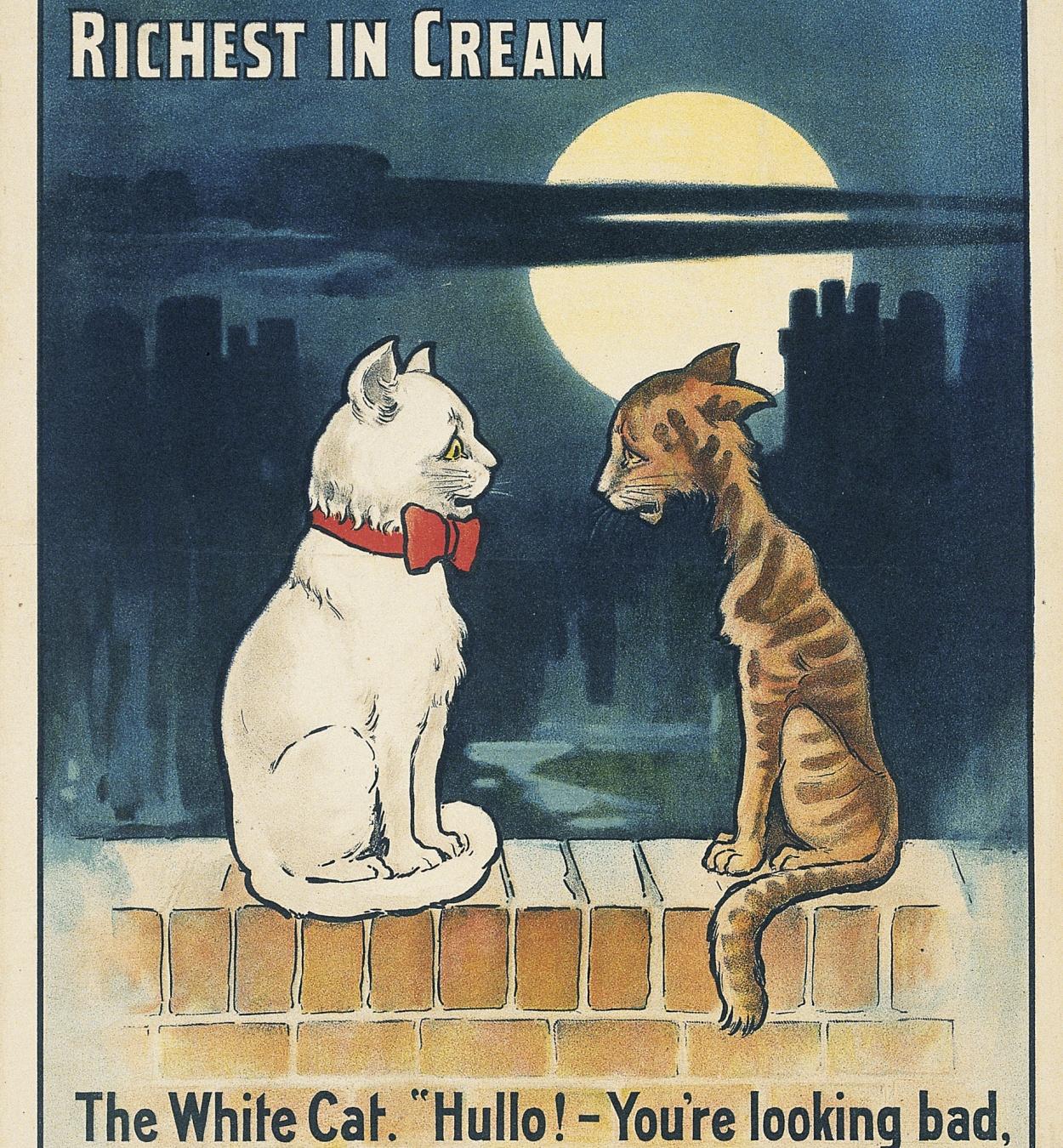 William True - Nestlé's Swiss Milk - 1901 o anterior