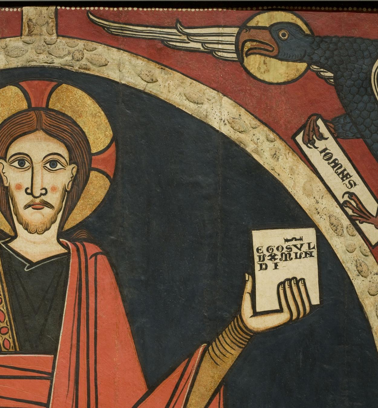 Anònim. Catalunya. Taller de la Seu d'Urgell del 1200 - Baldaquí de Tost - Cap a 1220 [1]