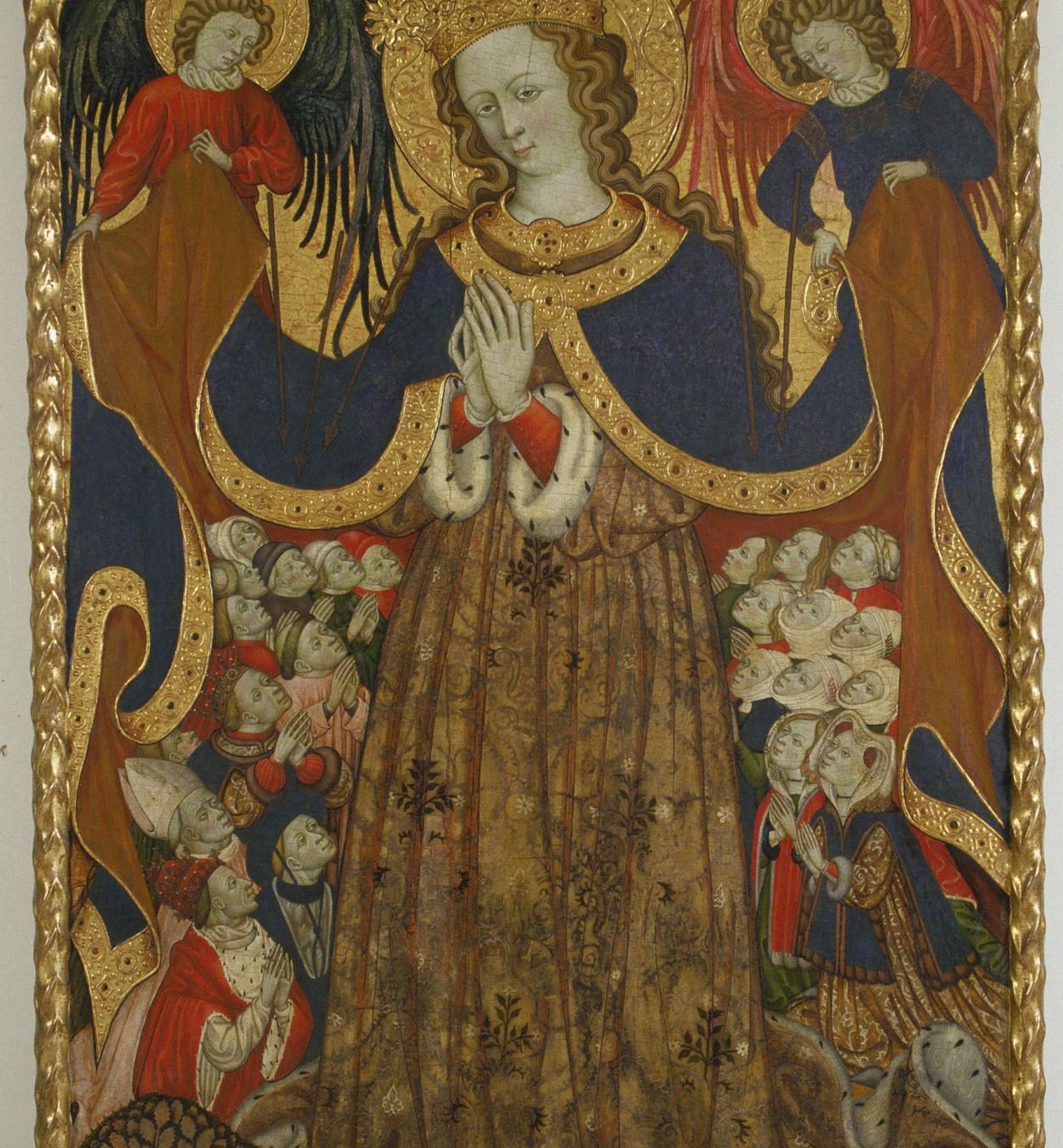 Bonanat Zaortiga - Mare de Déu de la Misericòrdia - 1430-1440