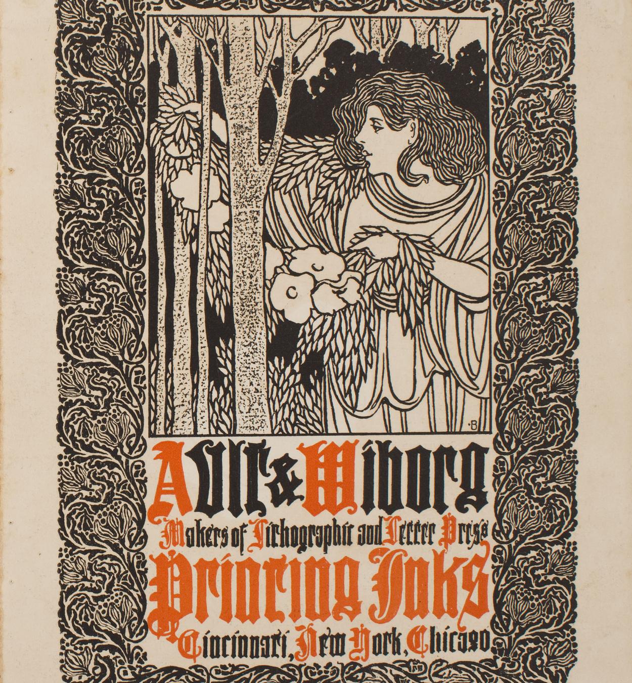 William Henry Bradley - Ault & Wiborg - Circa 1897