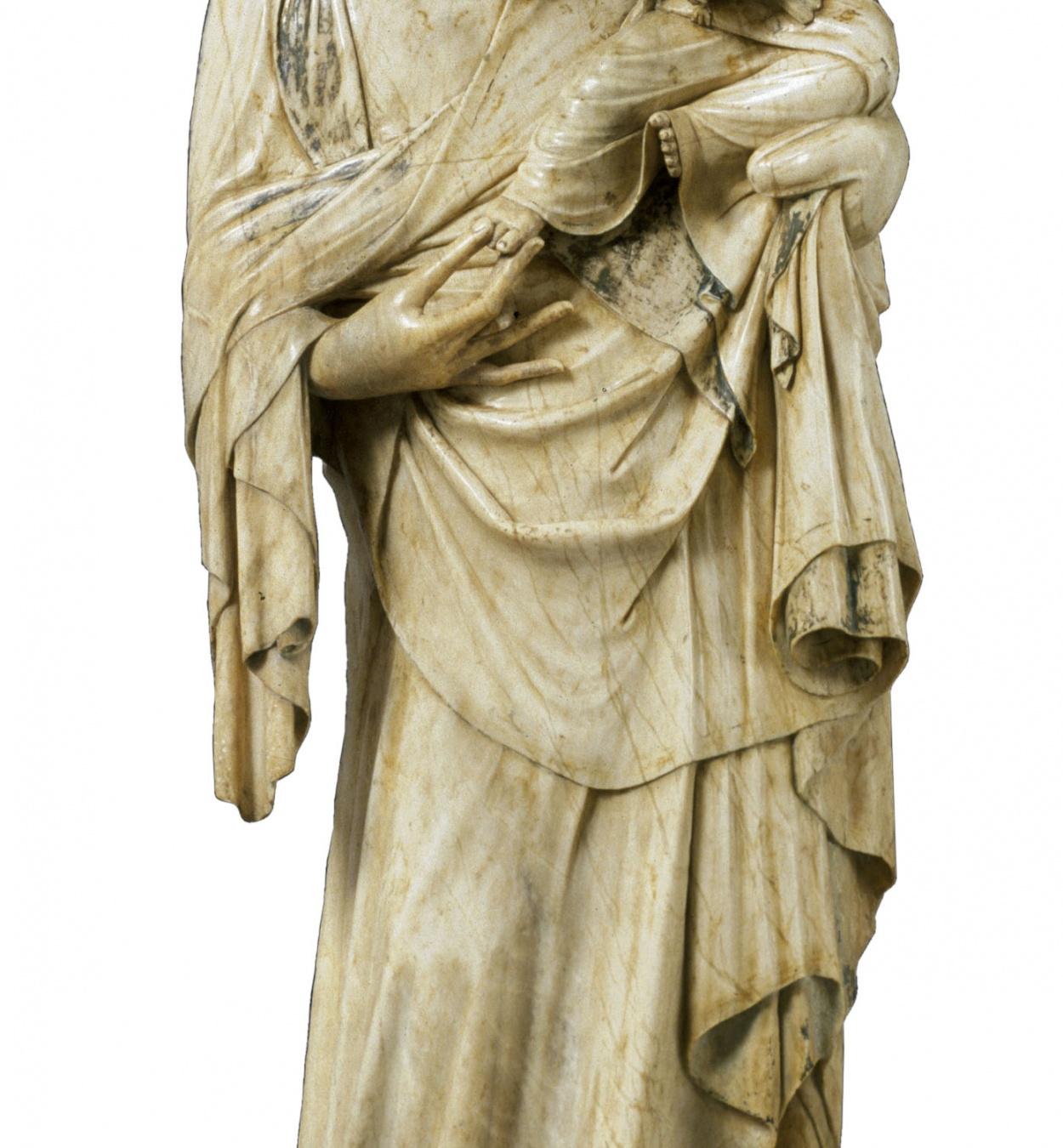 Anònim. Catalunya - Mare de Déu - Segona meitat del segle XIV