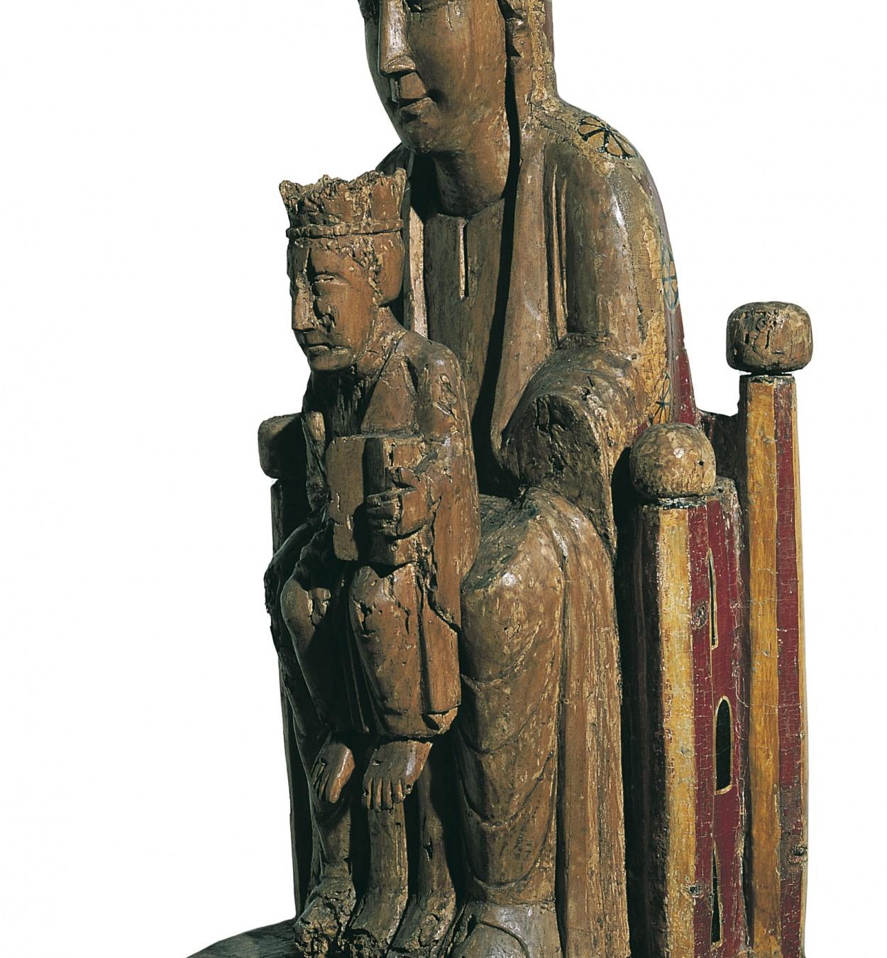 Anònim - Mare de Déu de Matadars - Segona meitat del segle XII