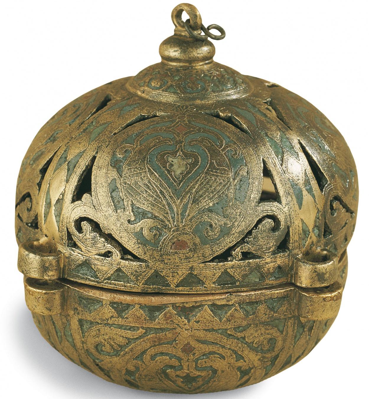 Anònim - Encenser - Catalunya [?], segon quart del segle XII