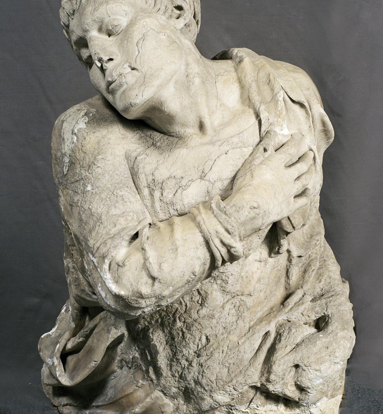 Damià Forment - Dormition of the Virgin: Apostle - 1534-1537