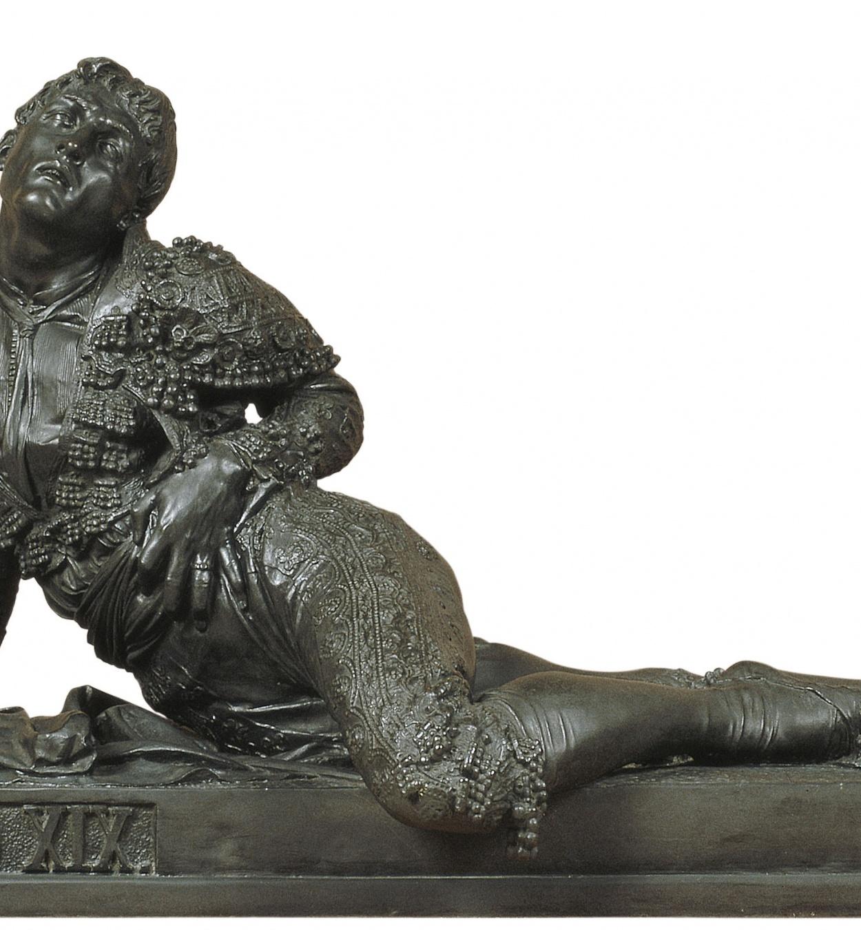 Rossend Nobas - Torero ferit - 1871