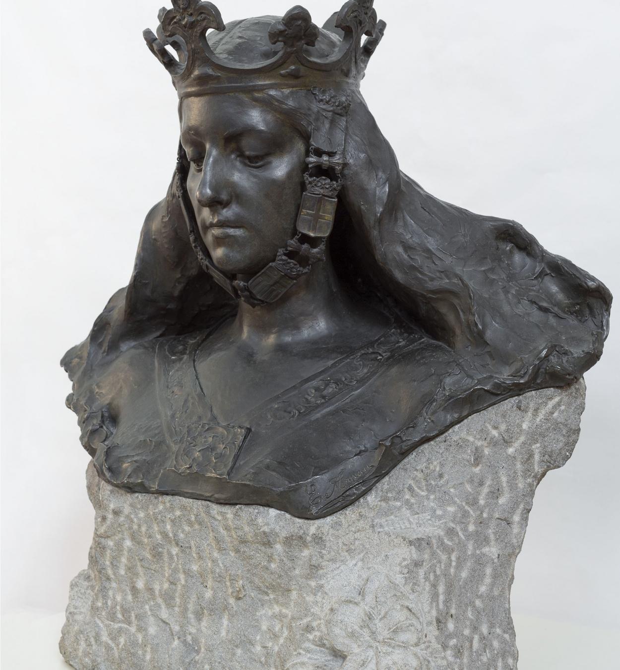 Eusebi Arnau - Bust de matrona representant Barcelona - 1897 [1]