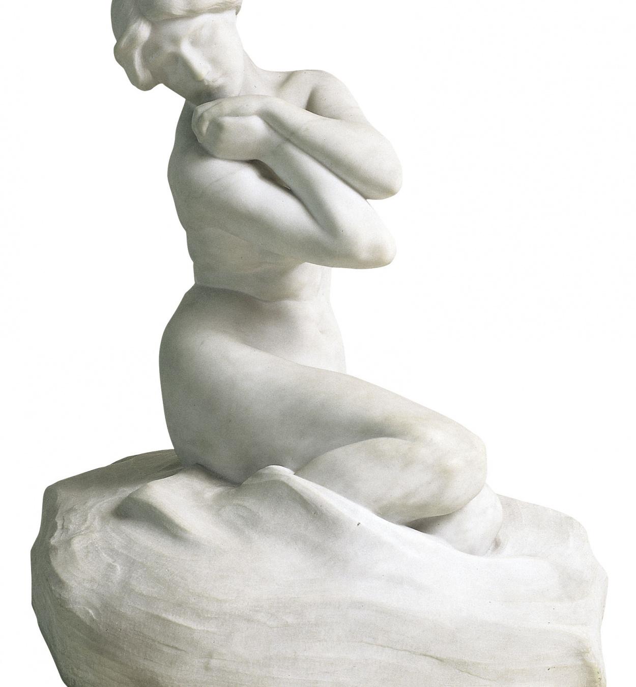 Josep Llimona - Female Nude - 1918