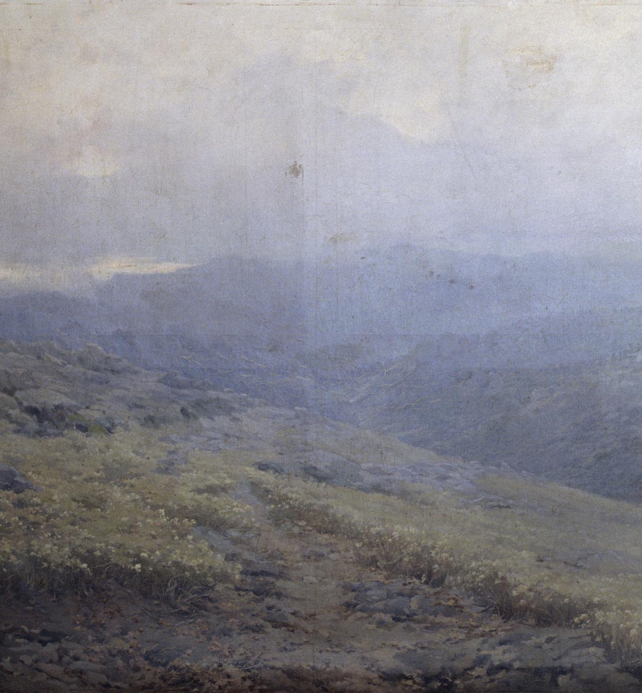 Joaquim Vancells - Sant Llorenç del Munt - 1894