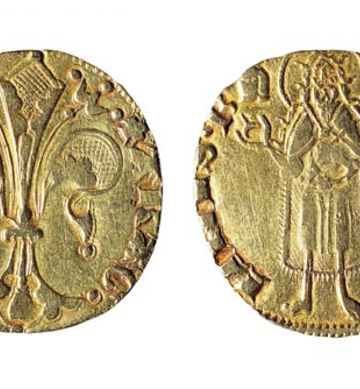 Pere III, dit «El Cerimoniós» - Florí - Posterior a 1349