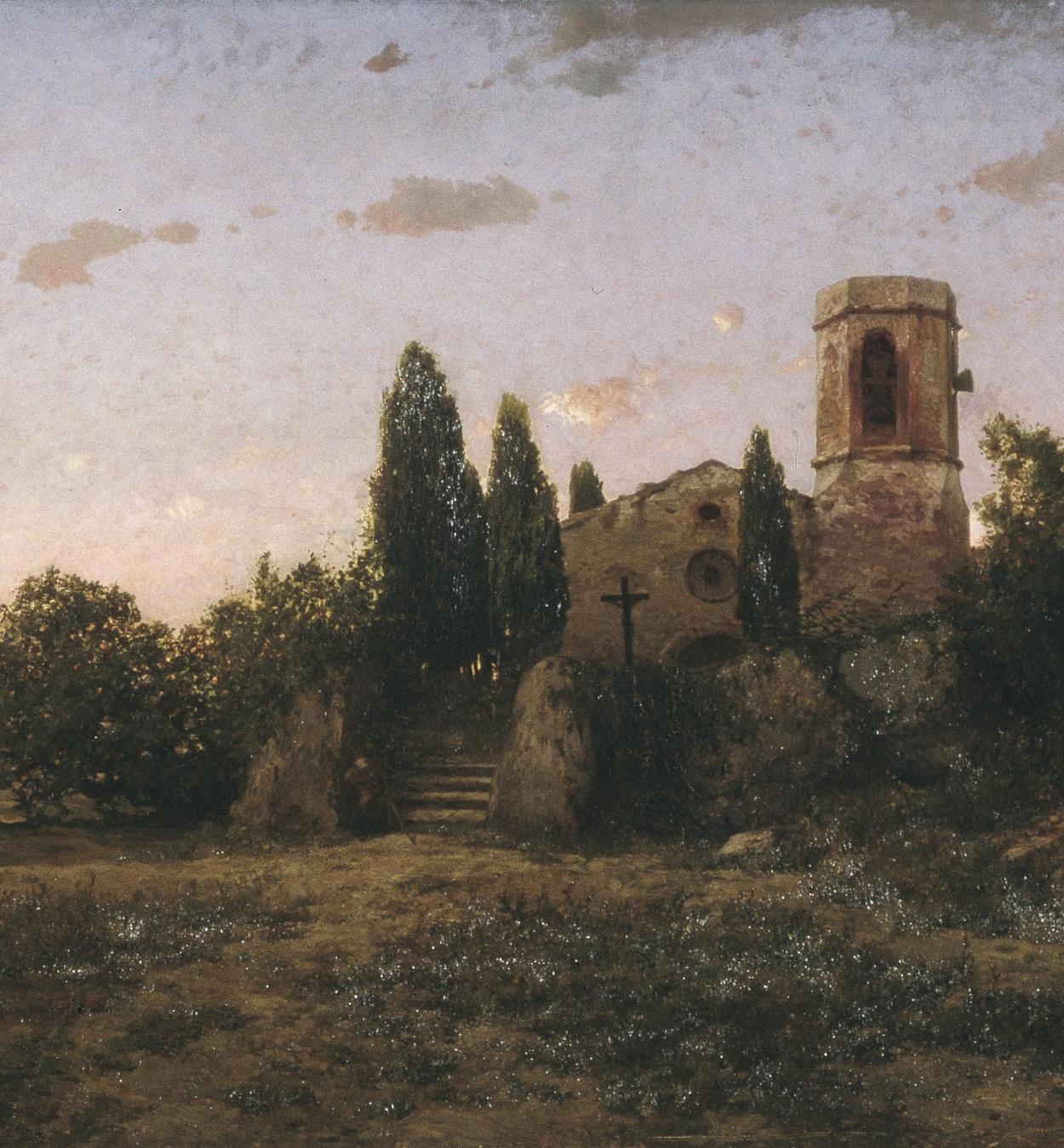 Modest Urgell - El toc d'oració - Cap a 1876