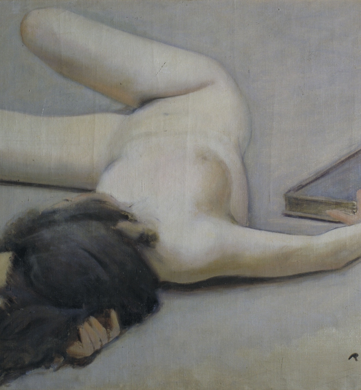 Ramon Casas - Desnudo femenino - Barcelona, 1894