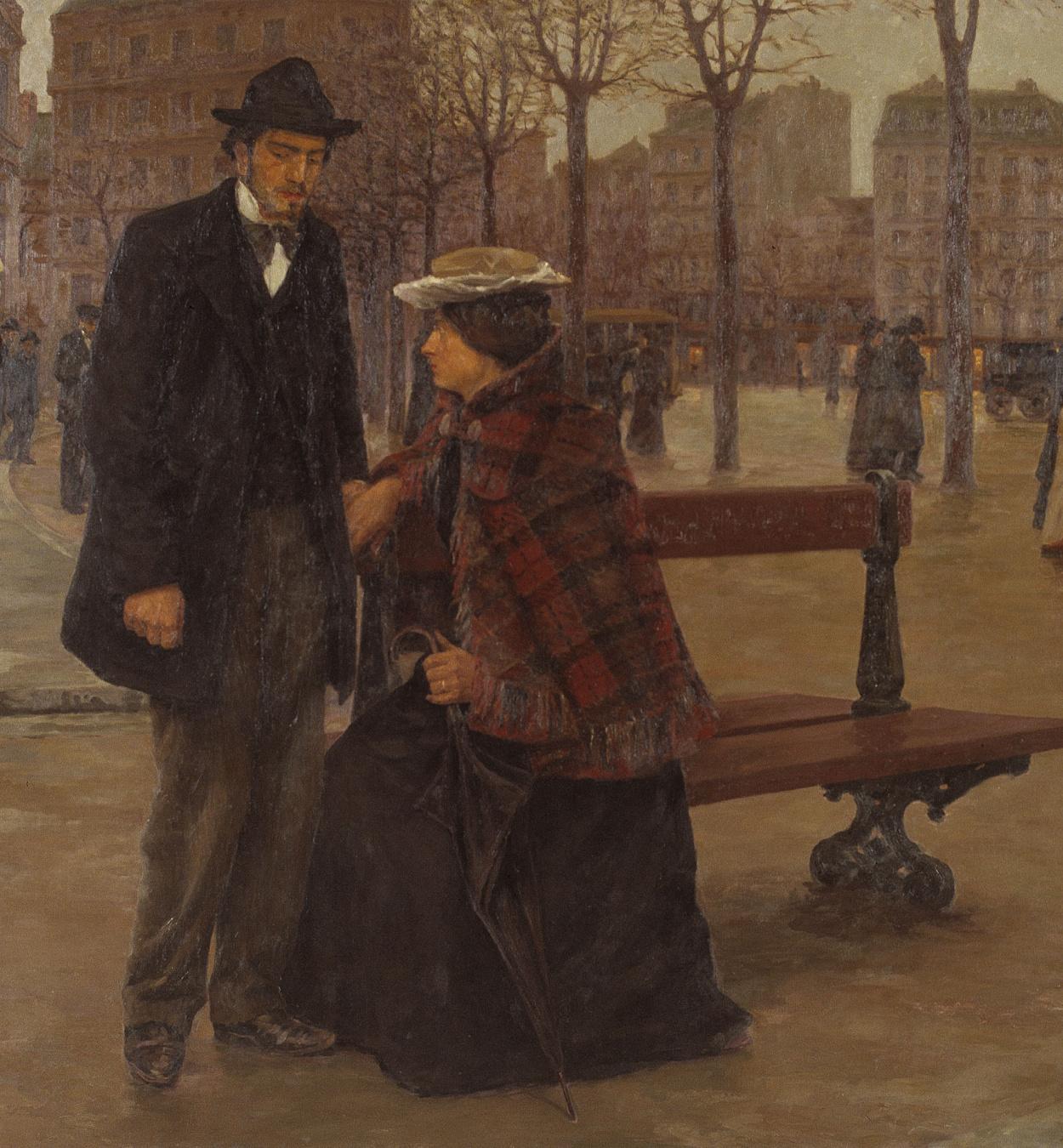 Pere Ysern - Bohèmia - París, 1901