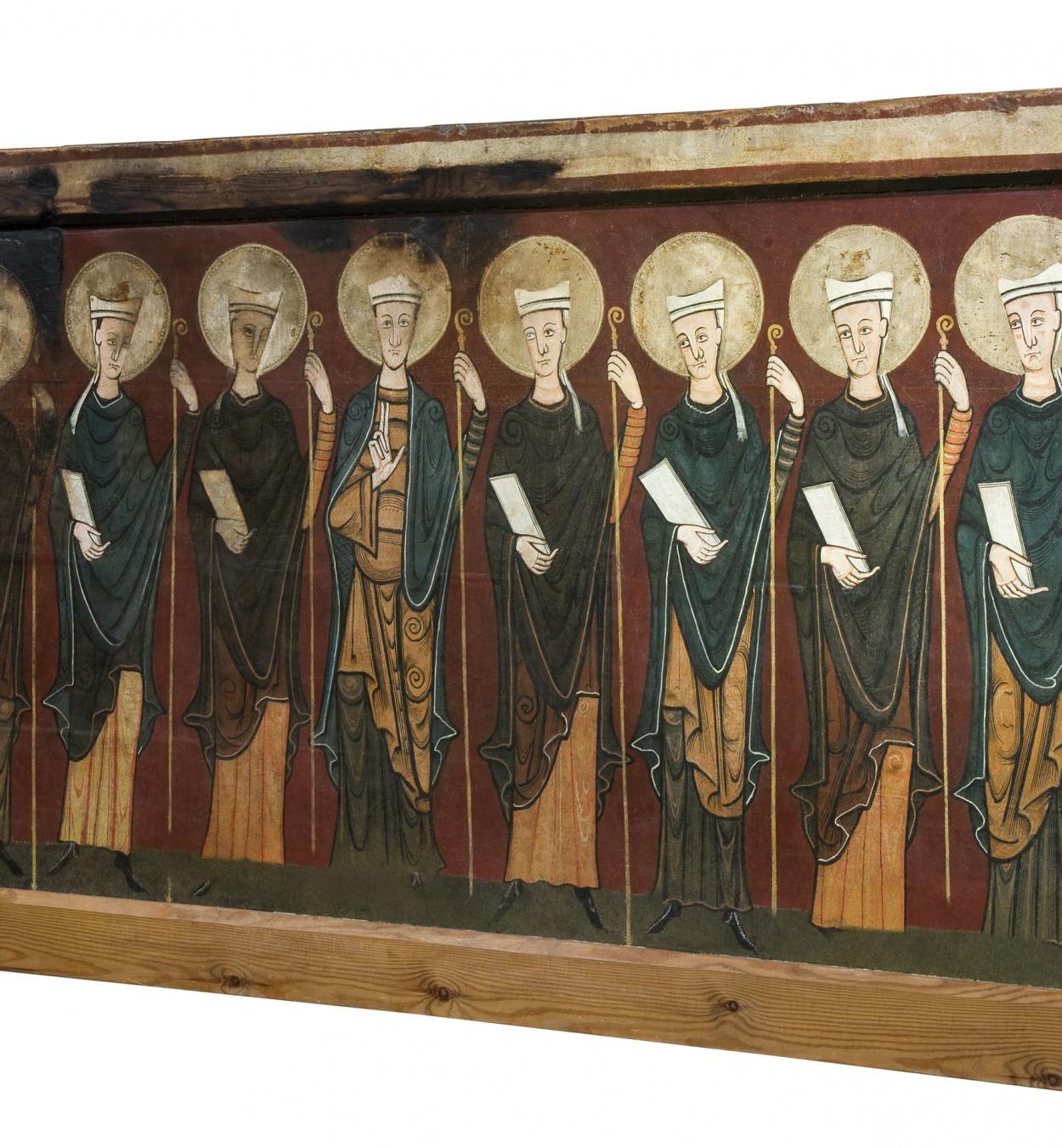 Anònim - Altar de Tavèrnoles - Segona meitat del segle XII