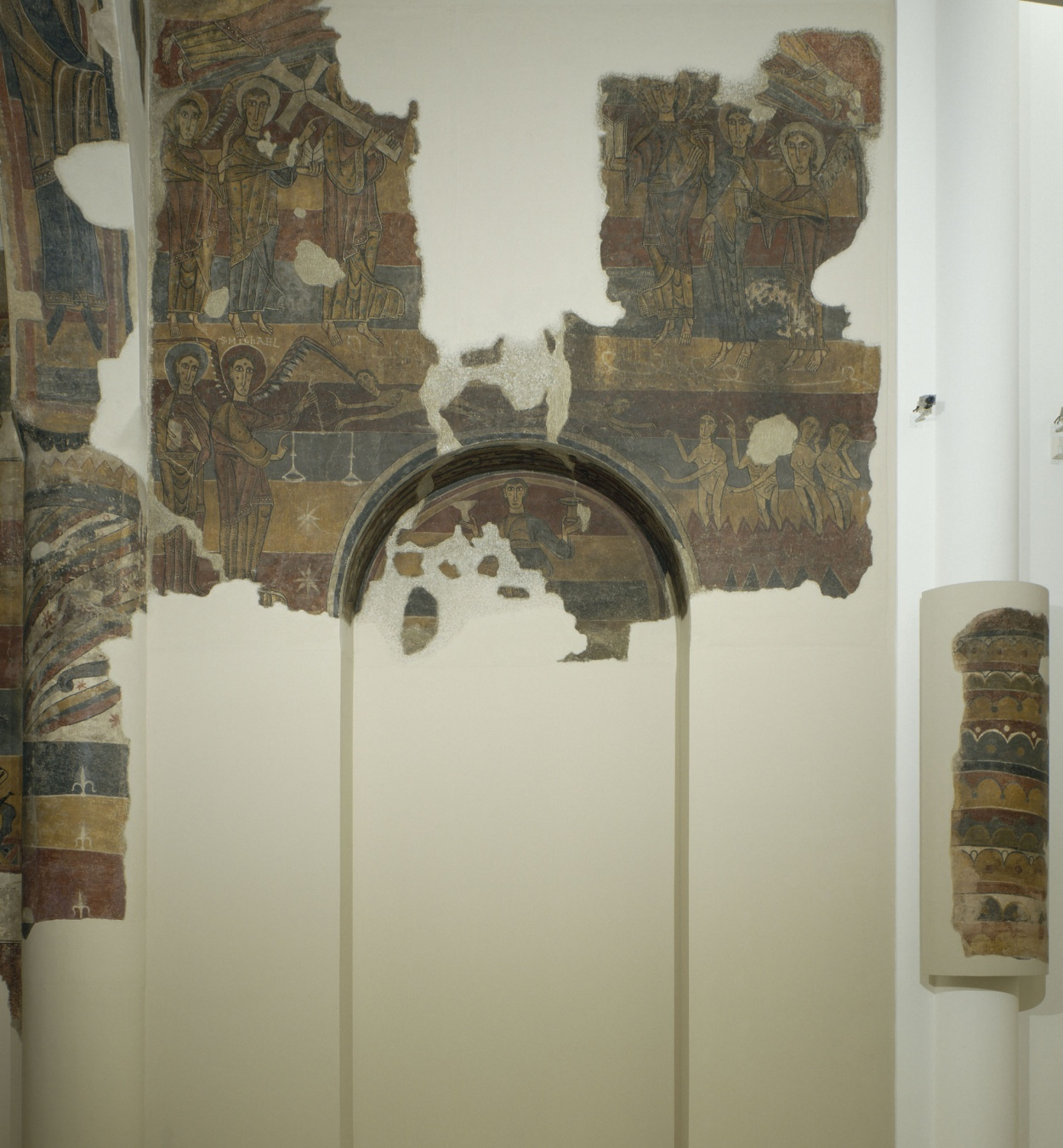 Mestre del Judici Final - Judici Final de Santa Maria de Taüll - Després de 1123