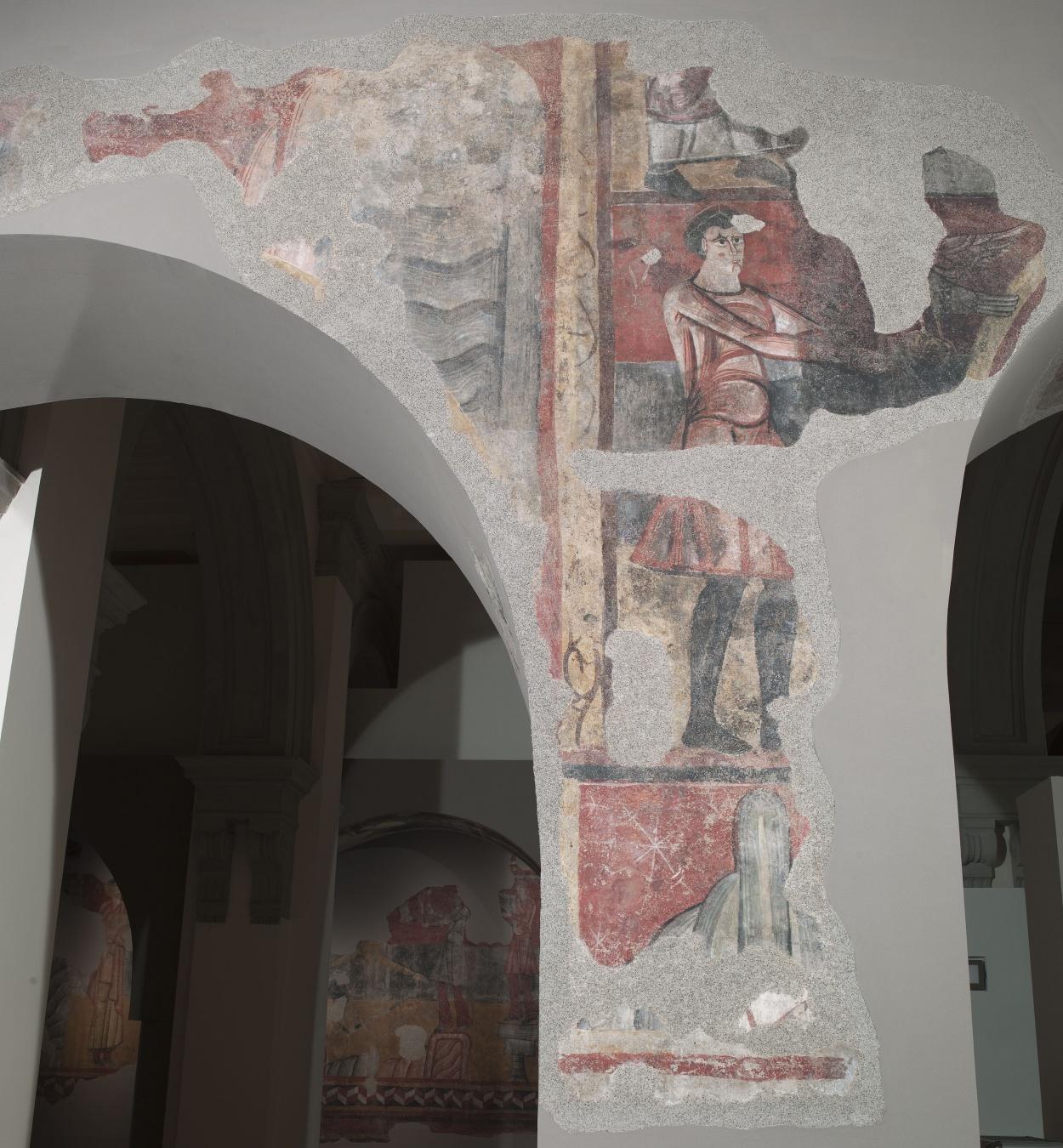 Mestre de Boí - Falconer de Boí - Cap a 1100