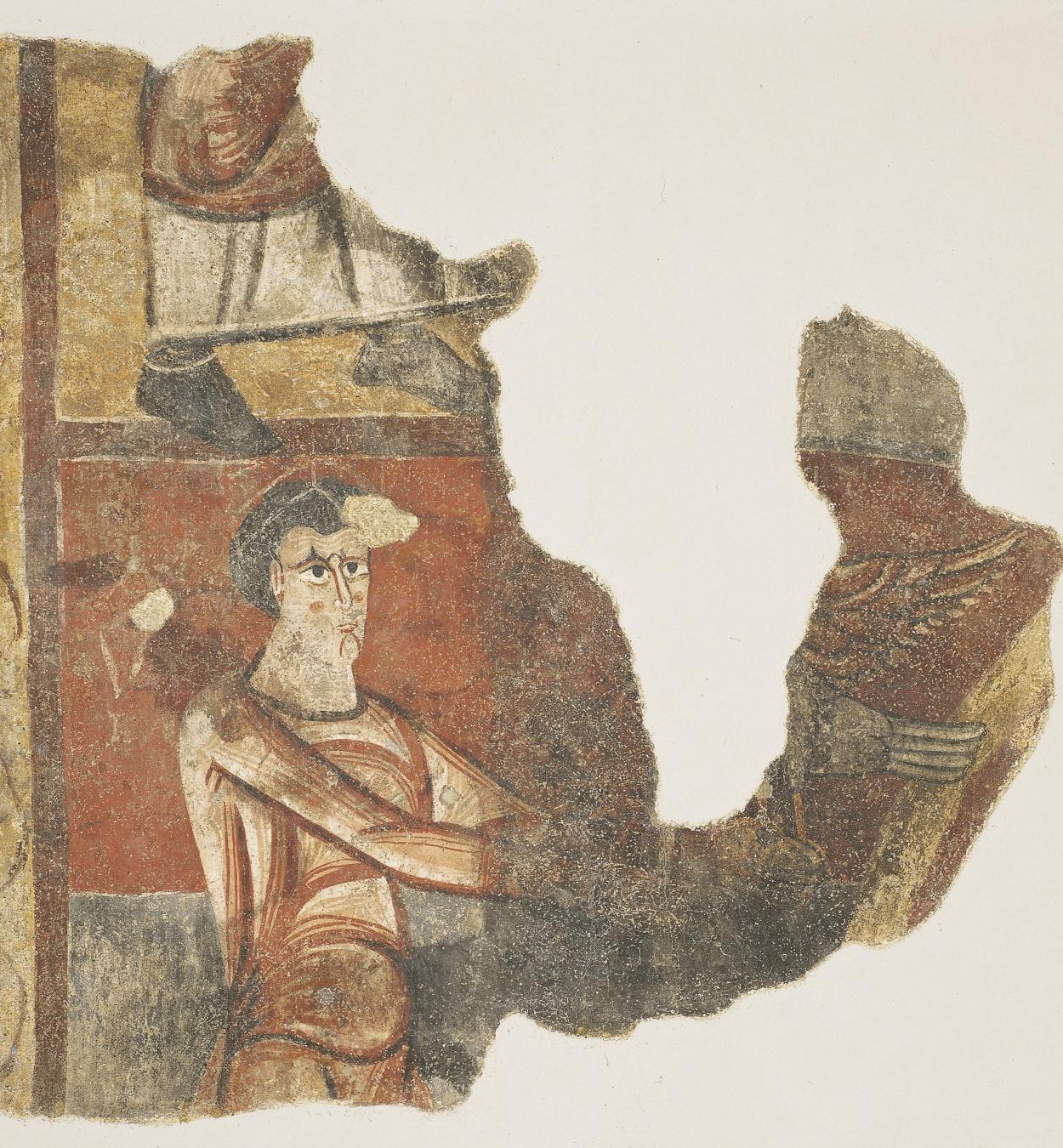 Mestre de Boí - Falconer de Boí - Cap a 1100 [1]