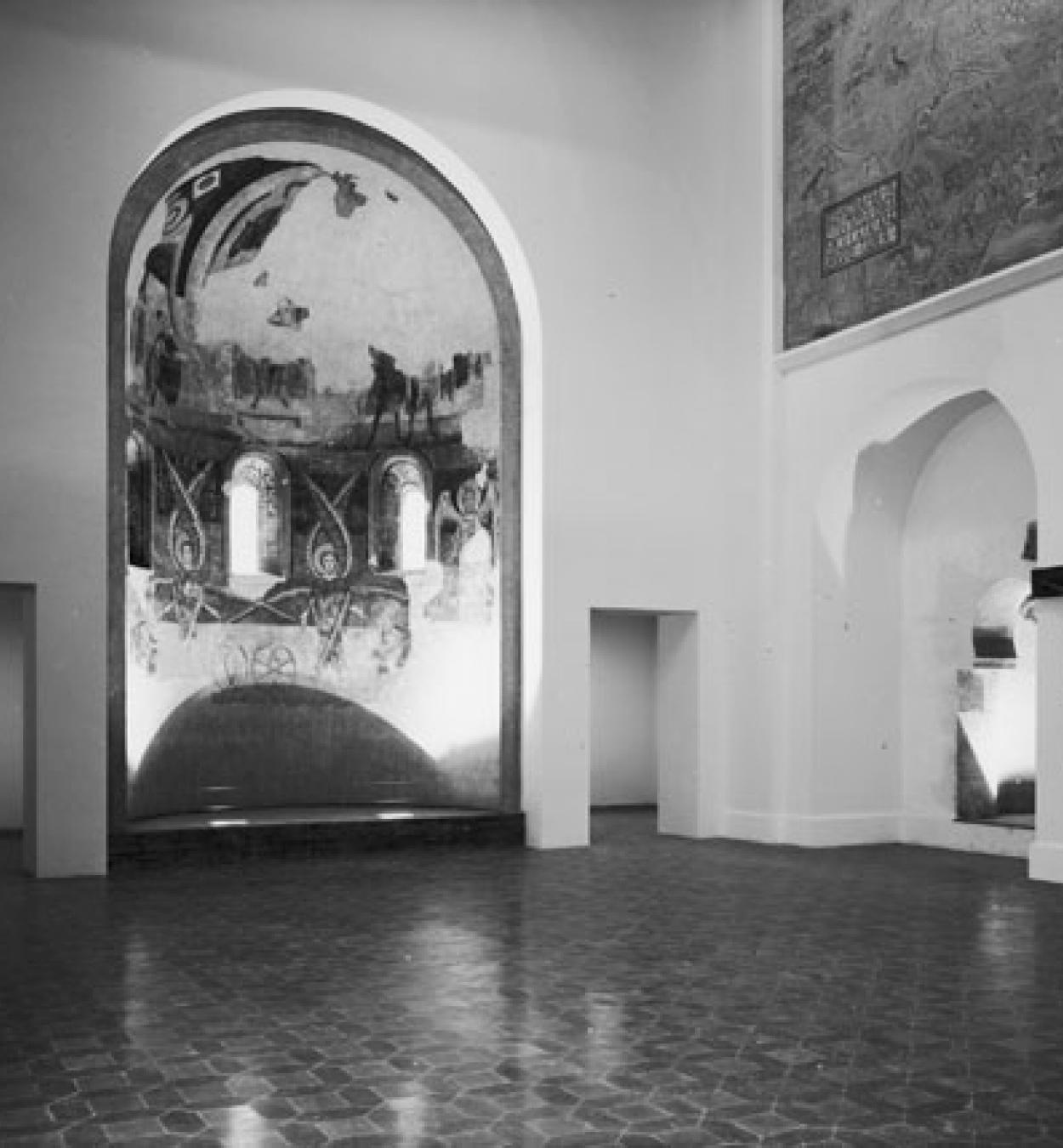 Mestre de Pedret - Absis de Santa Maria d'Àneu - Finals del segle XI – inicis del segle XII [5]