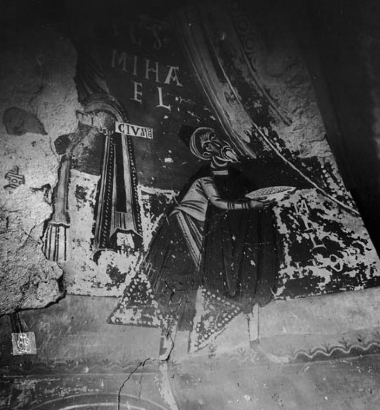 Mestre de Pedret - Absis de Santa Maria d'Àneu - Finals del segle XI – inicis del segle XII [1]