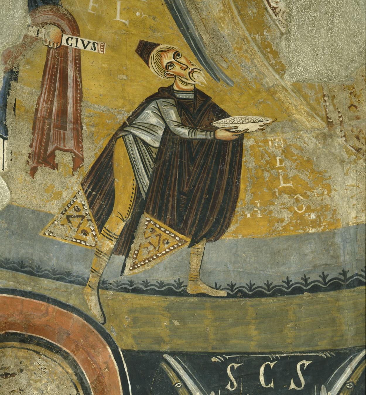 Mestre de Pedret - Absis de Santa Maria d'Àneu - Finals del segle XI – inicis del segle XII [7]