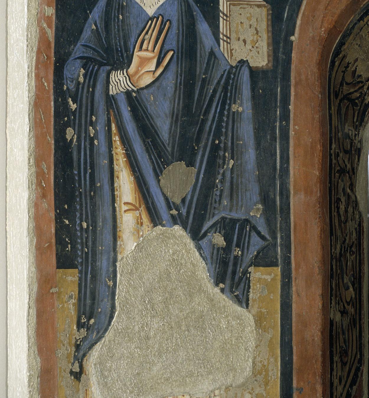 Mestre de Pedret - Absis de Santa Maria d'Àneu - Finals del segle XI – inicis del segle XII [12]