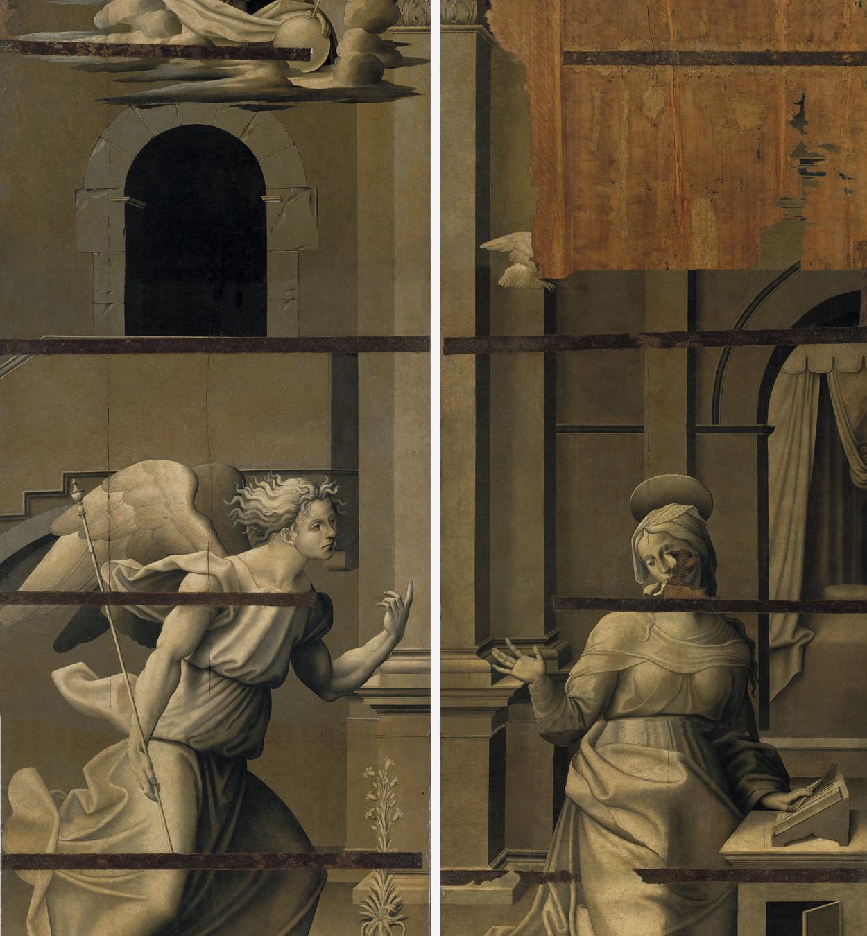 Pere Nunyes - Portes del retaule de sant Eloi - 1526-1529 [1]