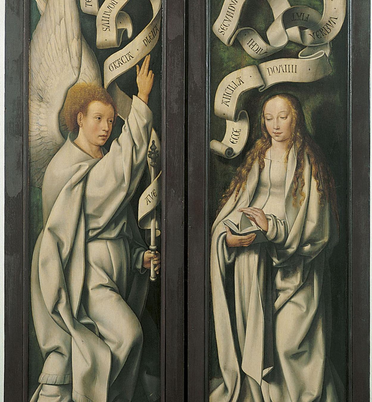 Mestre de Frankfurt - Tríptic del Baptisme de Crist - 1500-1520 [1]