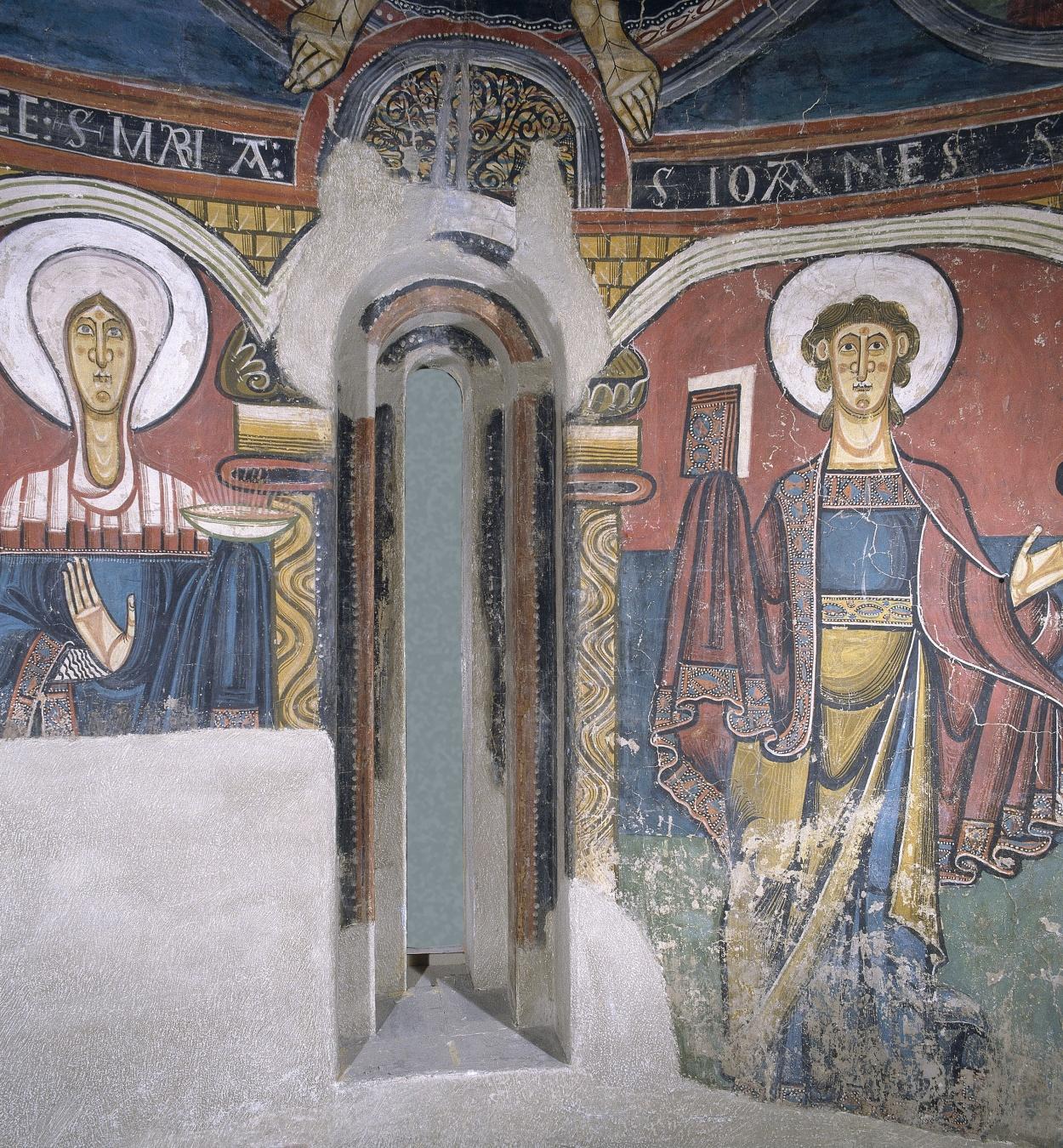 Mestre de Taüll - Absis de Sant Climent de Taüll - Cap a 1123 [11]