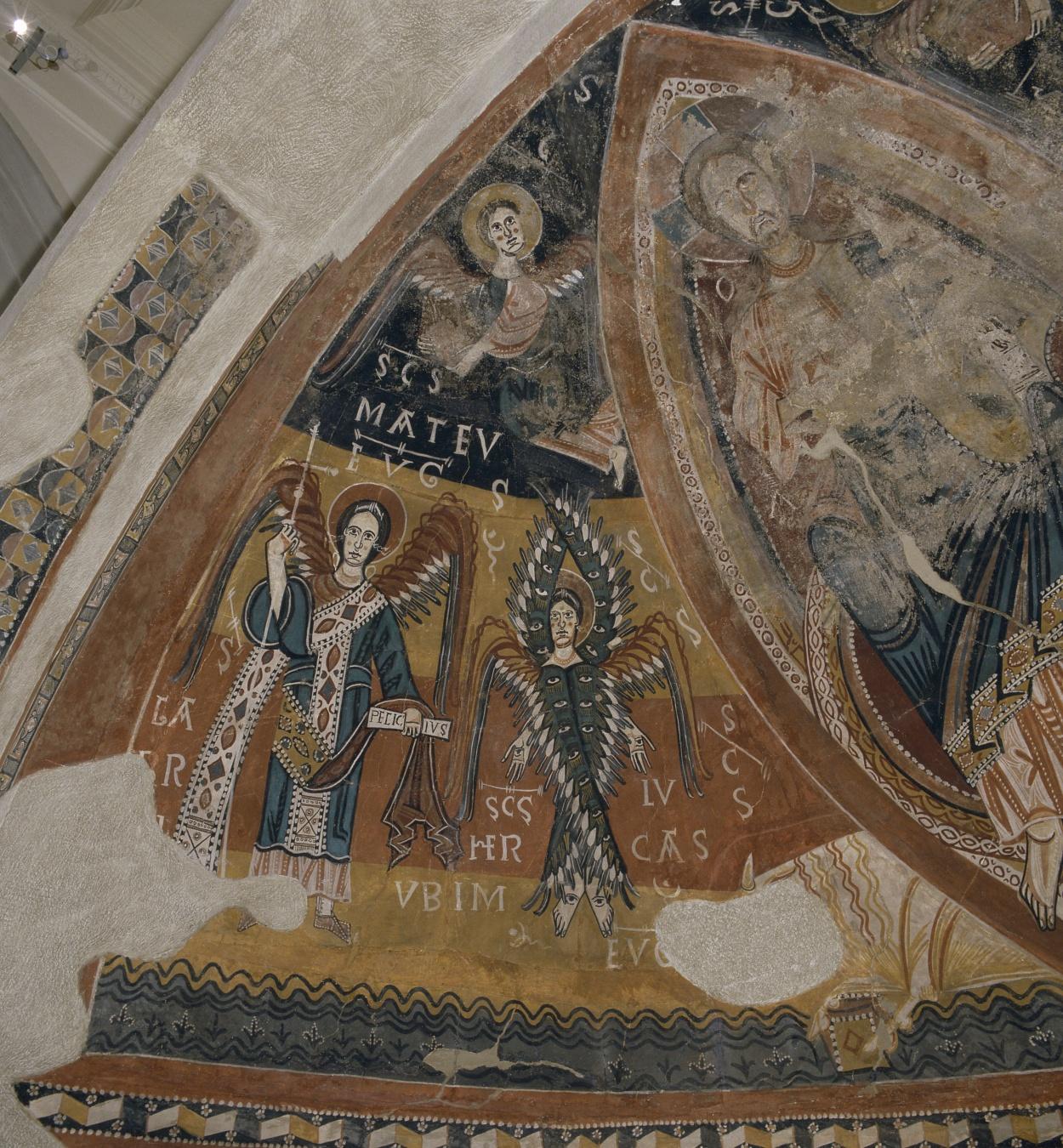 Anònim. Catalunya - Absis d'Estaon - Mitjan segle XII [1]