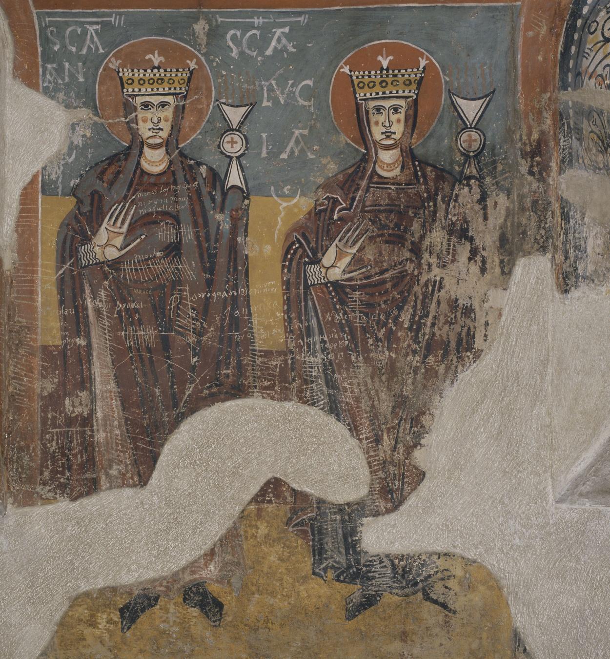 Anònim. Catalunya - Absis d'Estaon - Mitjan segle XII [5]
