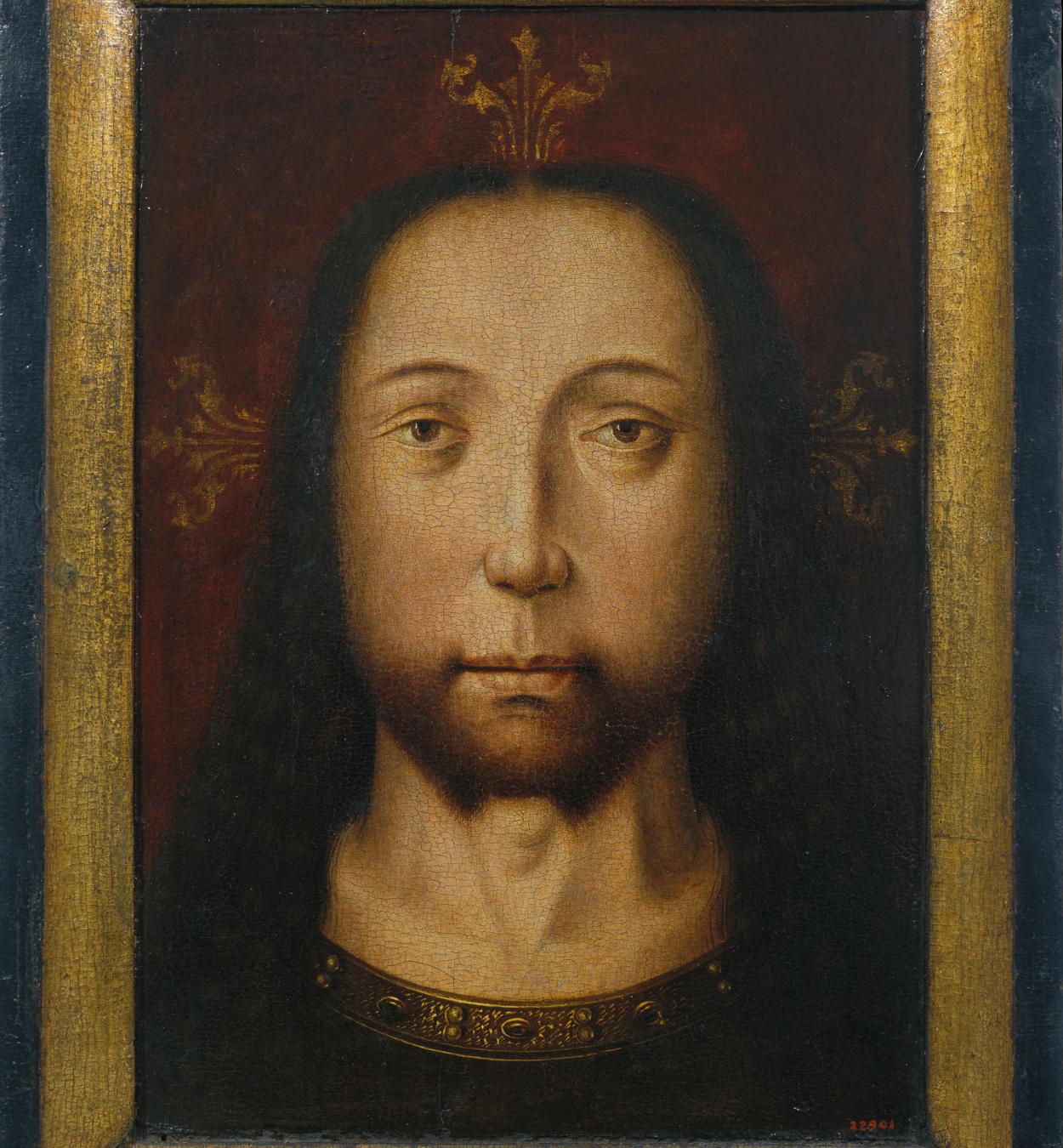 Albrecht Bouts - Santa Faç - Cap a 1500