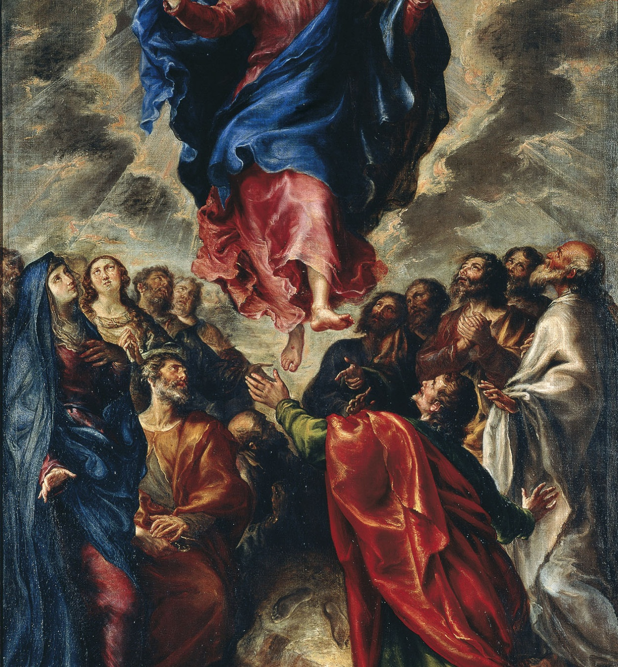 Francisco Camilo - Ascensió - 1651