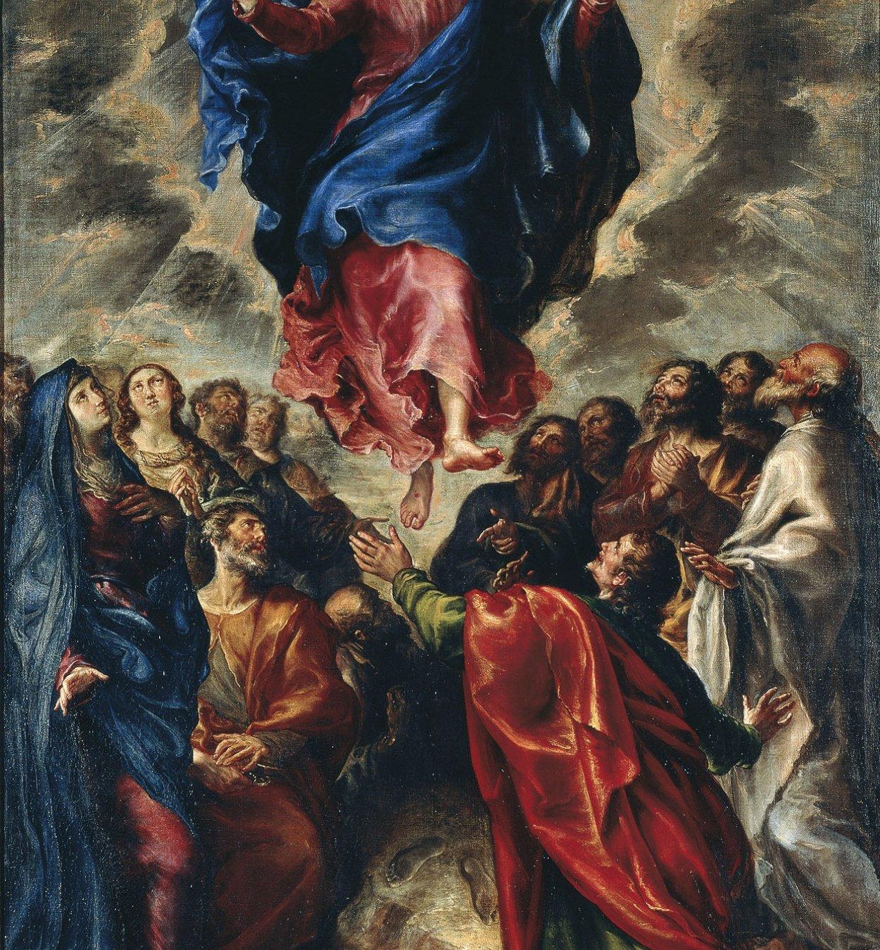 Francisco Camilo - Ascensió - 1651