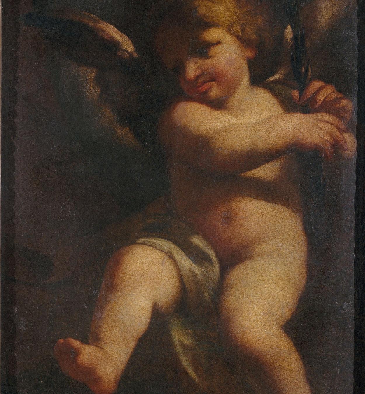 Pere Cuquet - Little Angel - 17th century